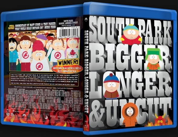 South Park: Peklo na Zemi / South Park: Bigger, Longer & Uncut  (1999)(CZ/EN)[1080p] = CSFD 80%