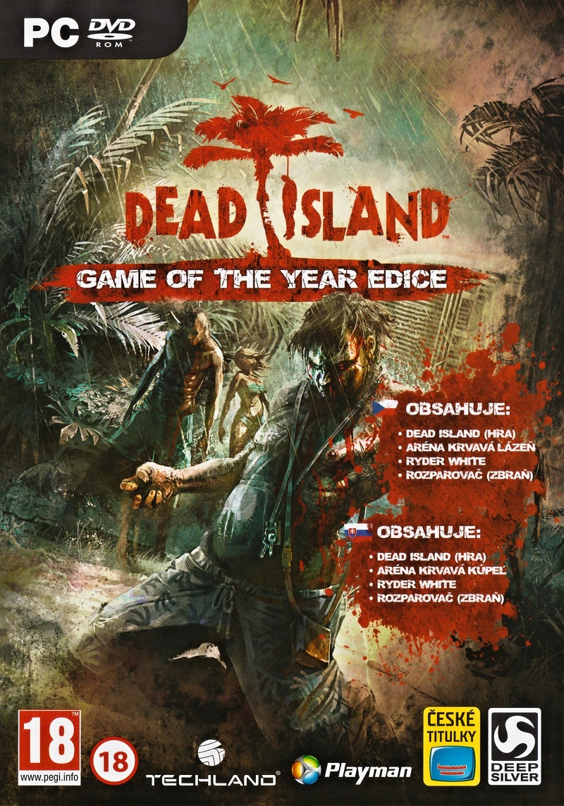 Stiahni si Hry na Windows Dead Island - Game Of The Year Edition (2011)(CZ)