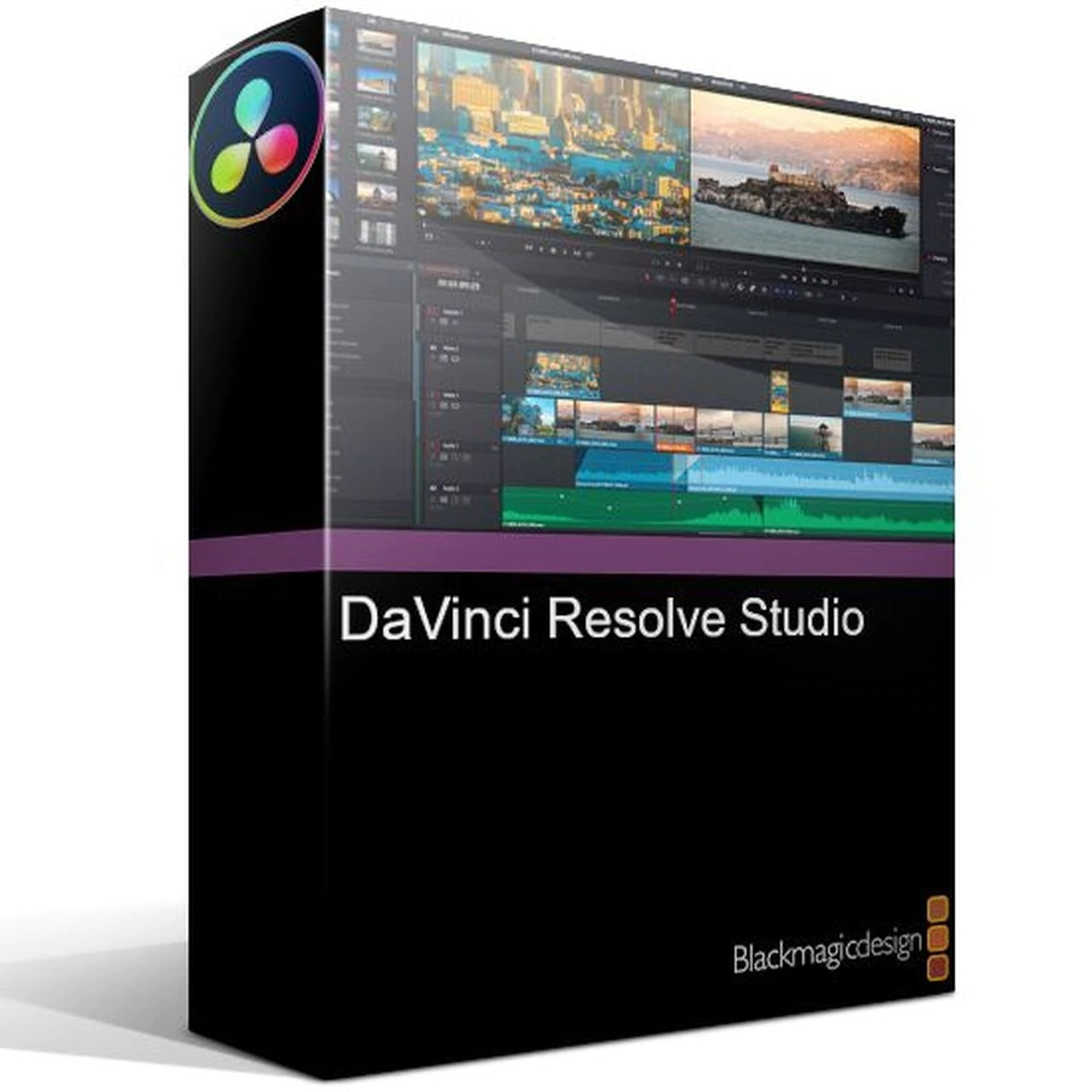 Stiahni si Programy Blackmagic Davinci Resolve Studio 16.0.0.60 x64