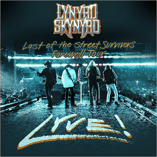 Stiahni si Hudba Lynyrd Skynyrd - Last Of The Street Survivors Farewell Tour Lyve! (2 CD) - 2019, MP3