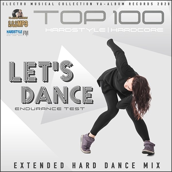 Stiahni si Hudba VA | Let's Dance [Extended Hard Dance Mix] (2020) MP3 (320kbps)