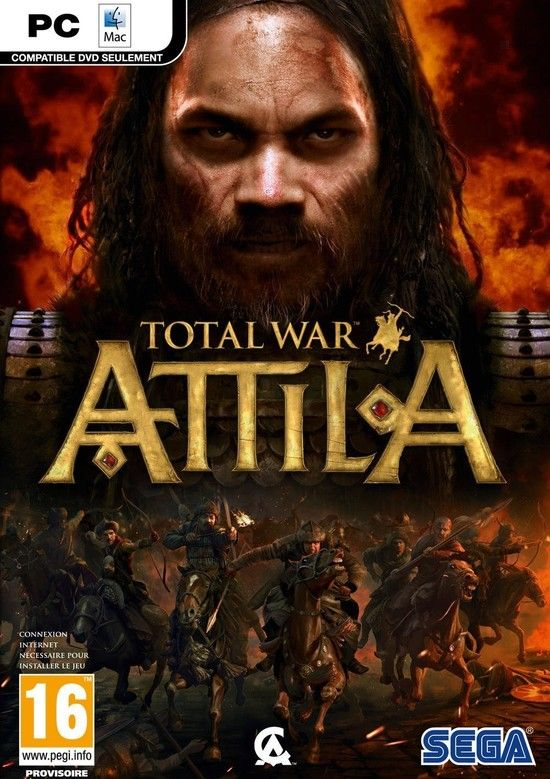 Stiahni si Hry na Windows Total War Attila (2015)(CZ)