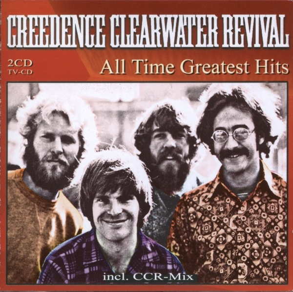 Creedence Clearwater Revival - All Time Greatest Hits (1998) FLAC