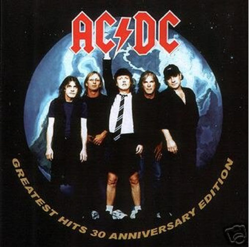 AC/DC - Greatests Hits 30 Anniversary Edition (2004)[FLAC]