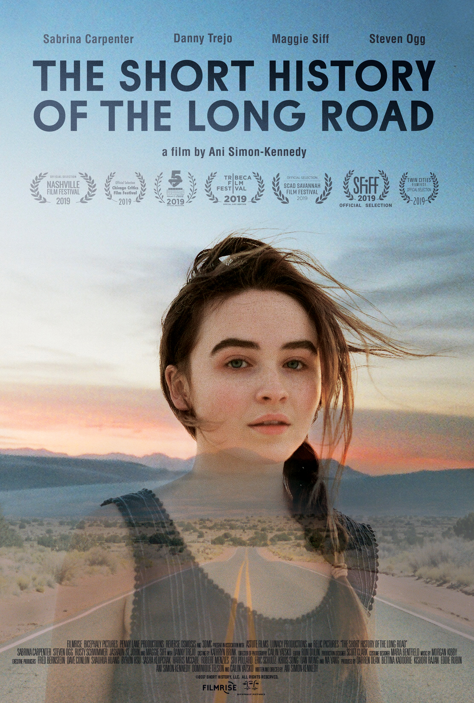 Stiahni si Filmy s titulkama     The Short History of the Long Road (2019)[WebRip][720p]