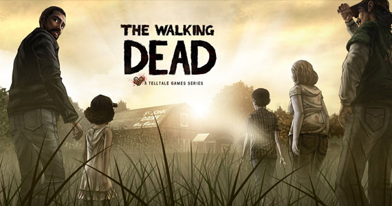 Stiahni si Hry na Windows Zivi mrtvi / The Walking Dead Epizody 1-5 (CZ)(2012)
