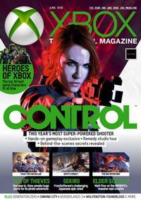 XBOX - The Official Magazine June 2019 UK (EN)