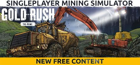 Gold Rush: The Game - Parkers Edition v.1.5.4.12210 (2019)