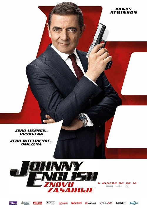 Stiahni si Blu-ray Filmy Johnny English znovu zasahuje / Johnny English Strikes Again (2018)(CZ/EN)[UHD Blu-ray][HEVC][2160p] = CSFD 64%