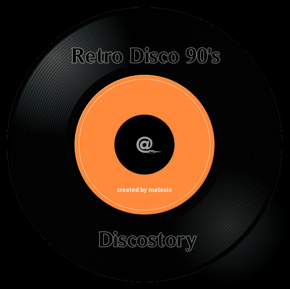 Stiahni si Hudba VA - Discostory Of The 90's (2018)[MP3]