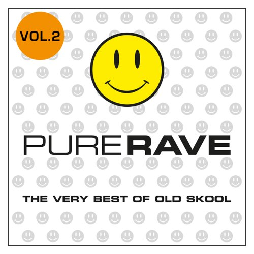 Stiahni si Hudba Pure Rave - The Very Best of Old Skool, Vol. 2 (2015)[FLAC]