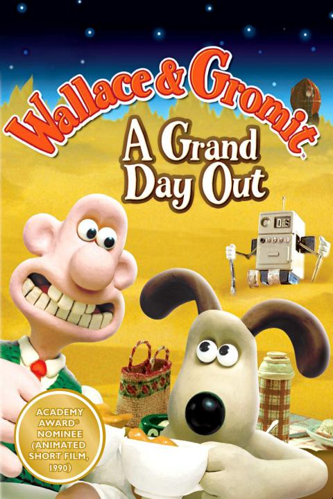 Stiahni si Filmy Kreslené Wallace a Gromit - Cesta na Mesic / Wallace & Gromit: A Grand Day Out (1989)(CZ)[TVRip] = CSFD 86%