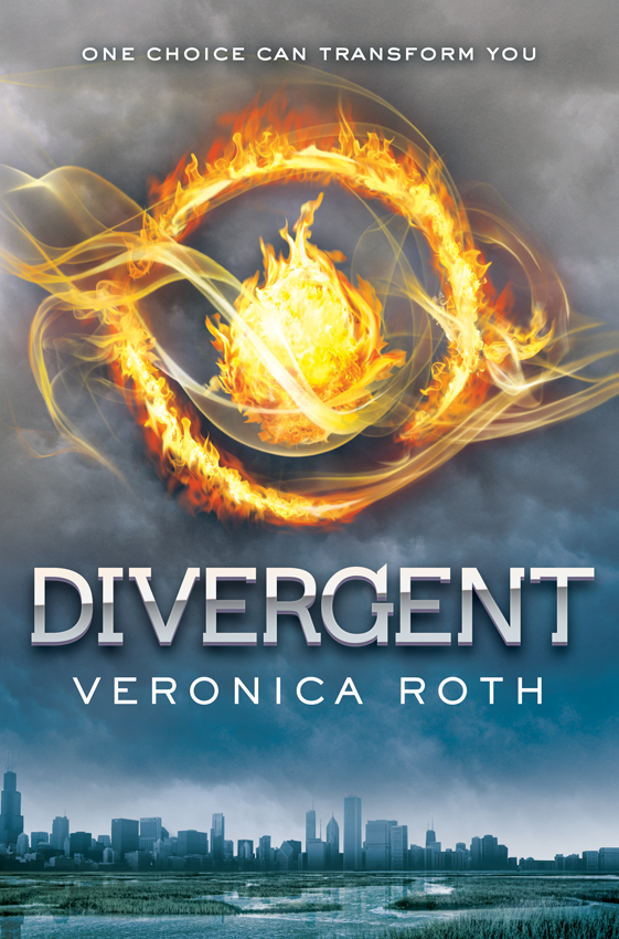 Veronica Roth - Divergence, Resistance, Aliance (2011 - 2014)(CZ)