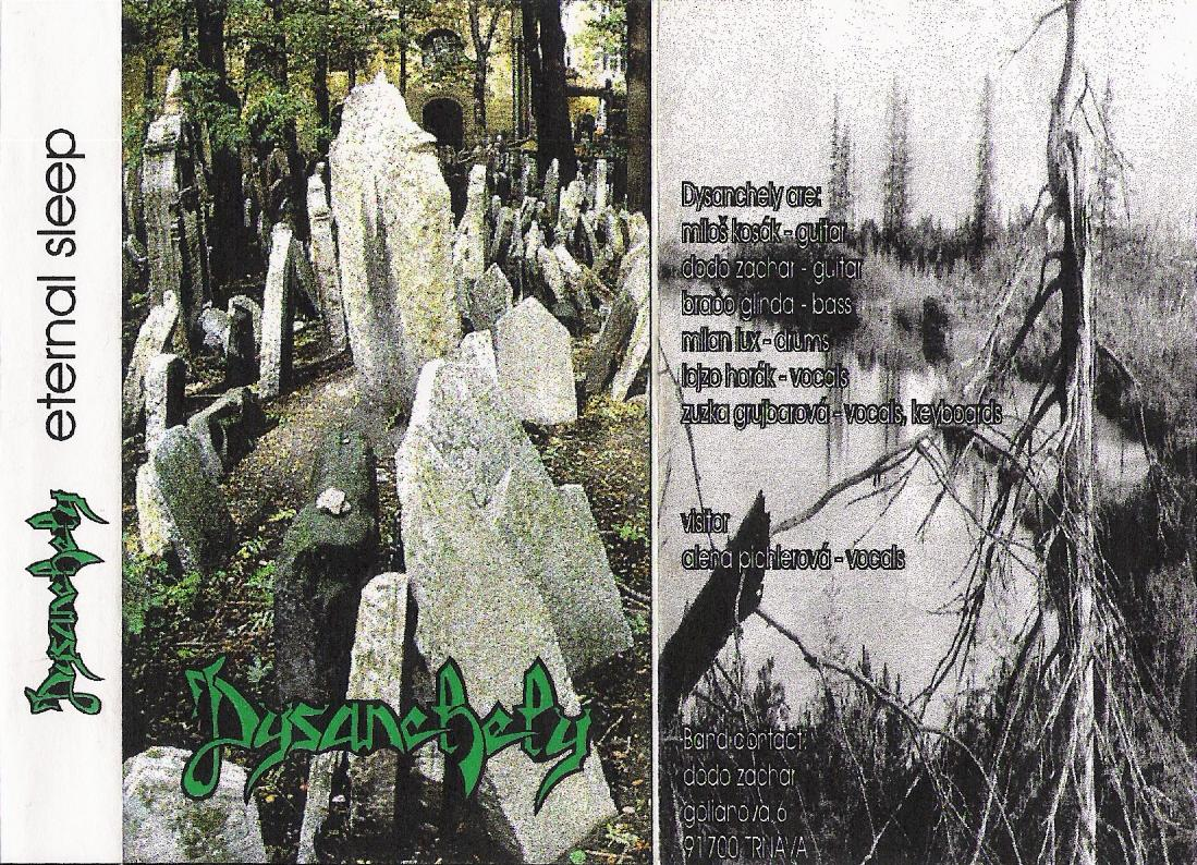 Dysanchely - Eternal sleep (DEMO) (1996)