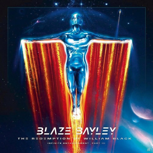 Stiahni si Hudba Blaze Bayley - The Redemption of William Black (Infinite Entanglement Part III) (2018)