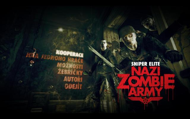 Stiahni si Hry na Windows Sniper Elite: Nazi Zombie Army (2013)(CZ)