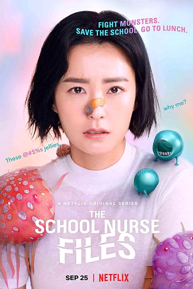 Stiahni si Seriál Bogeongyosa aneunyeong / The School Nurse Files - 1. serie [WebRip]