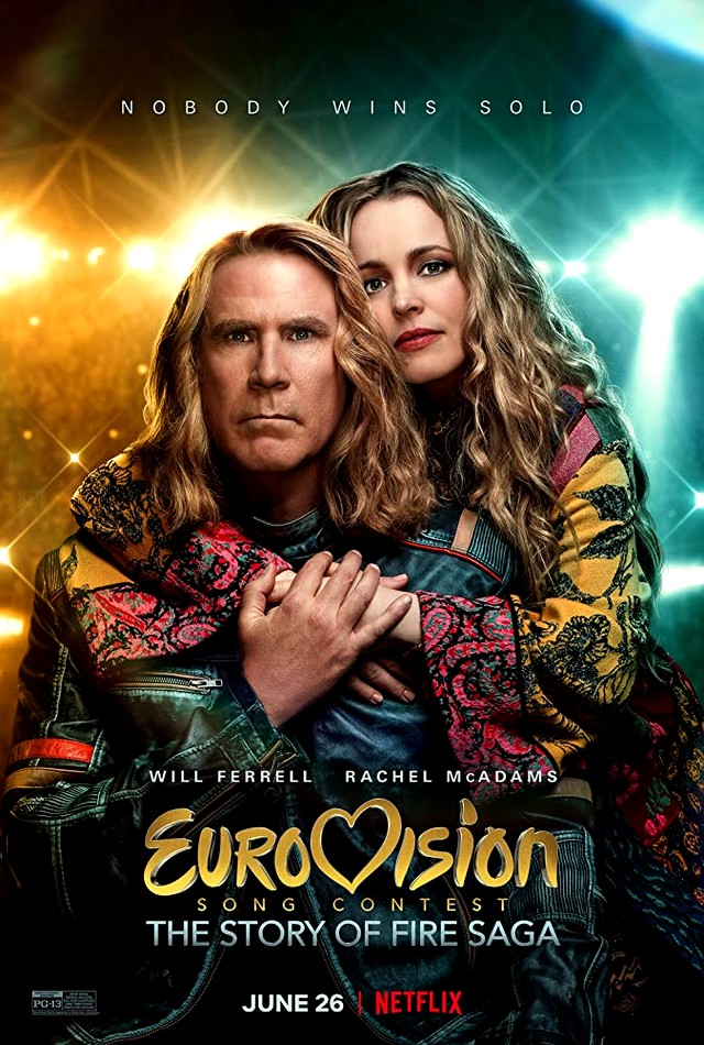Stiahni si Filmy CZ/SK dabing Eurovize / Eurovision Song Contest: The Story of Fire Saga (2020)(CZ)[WebRip] = CSFD 55%