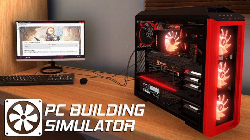 Stiahni si Hry na Windows PC Building Simulator v.1.7.0 (2019)