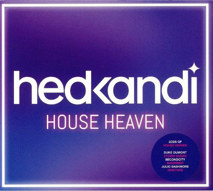 Stiahni si Hudba VA - HED KANDI HOUSE HEAVEN (2CD)(LOSSLESS, 2018)