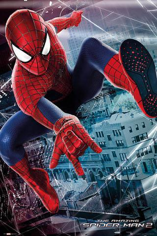 Stiahni si Blu-ray Filmy Amazing Spider-Man 2 / The Amazing Spider-Man 2 (2014)(CZ/EN)[Blu-ray][1080p] = CSFD 66%