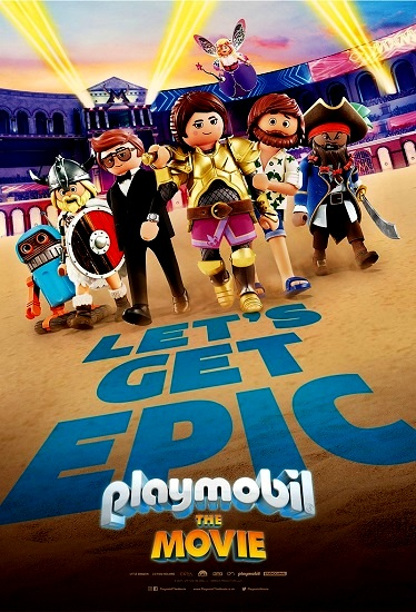 Playmobil ve filmu / Playmobil: The Movie (2019)(CZ/SK) = CSFD 44%