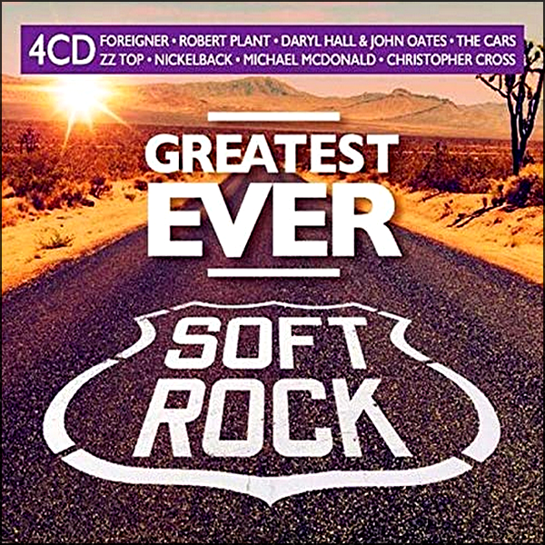 Stiahni si Hudba VA | Greatest Ever Soft Rock [4CD] (2020) MP3 (320kbps)