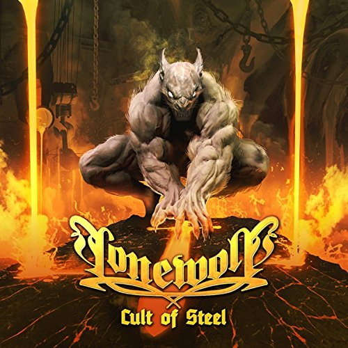 Lonewolf - Cult Of Steel (2014)