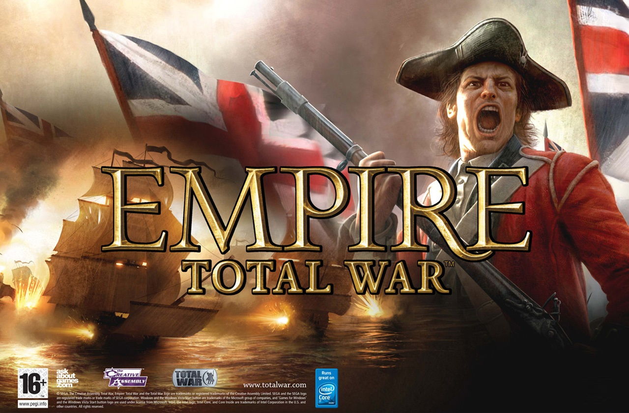 Stiahni si Hry na Windows Empire Total War  [Special.Forces.Edition](CZ)(2009)