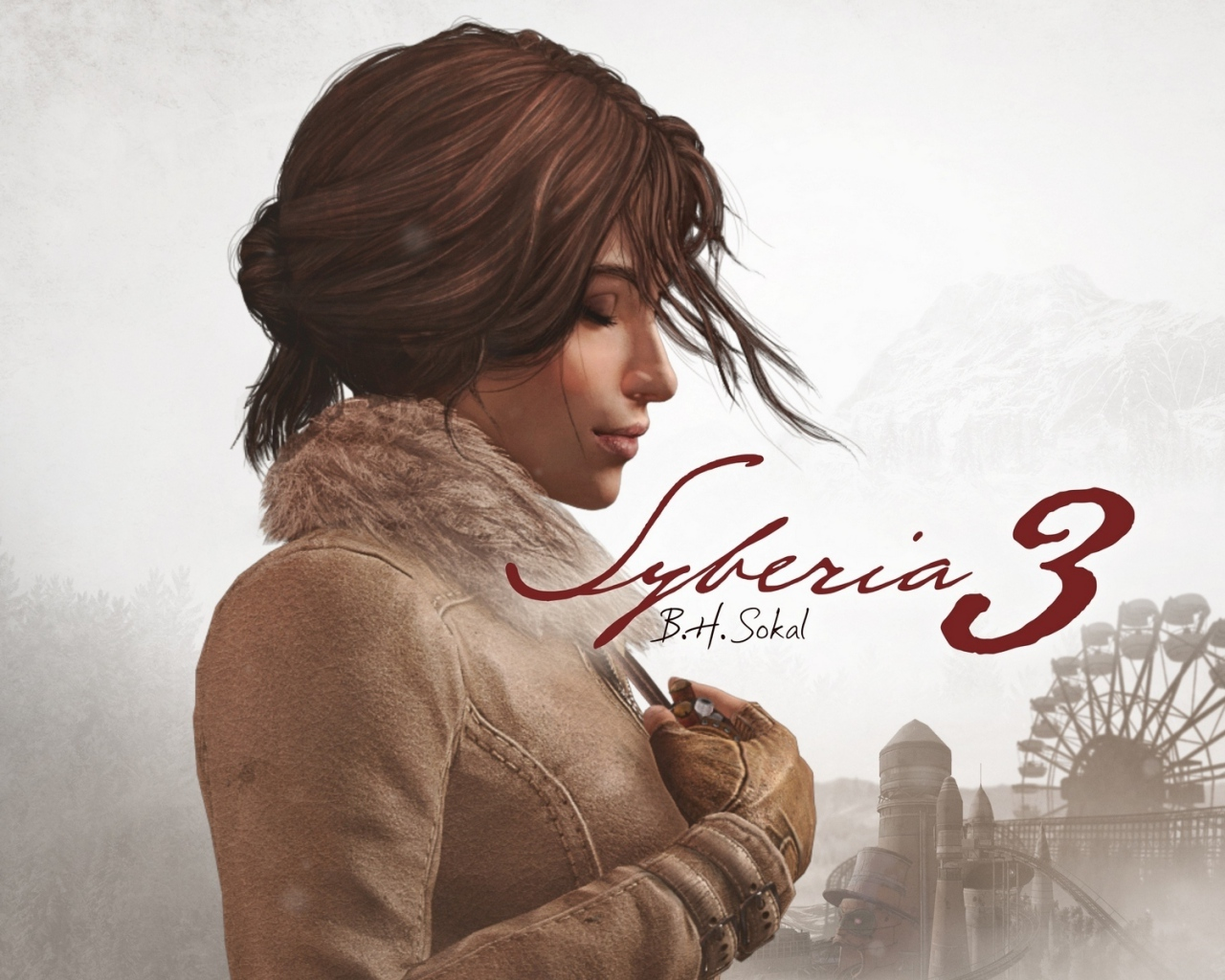 Stiahni si Hry na Windows Syberia 3 - Deluxe Edition (2017)(CZ)