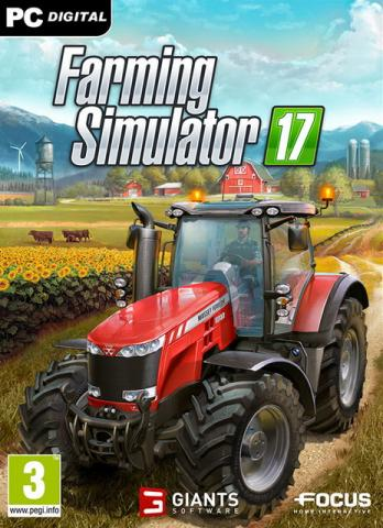 Farming Simulator 17 1.4.4.0 + All DLCs (2017)