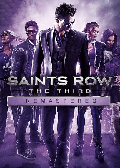 Saints Row: The Third Remastered (2020)(CZ)