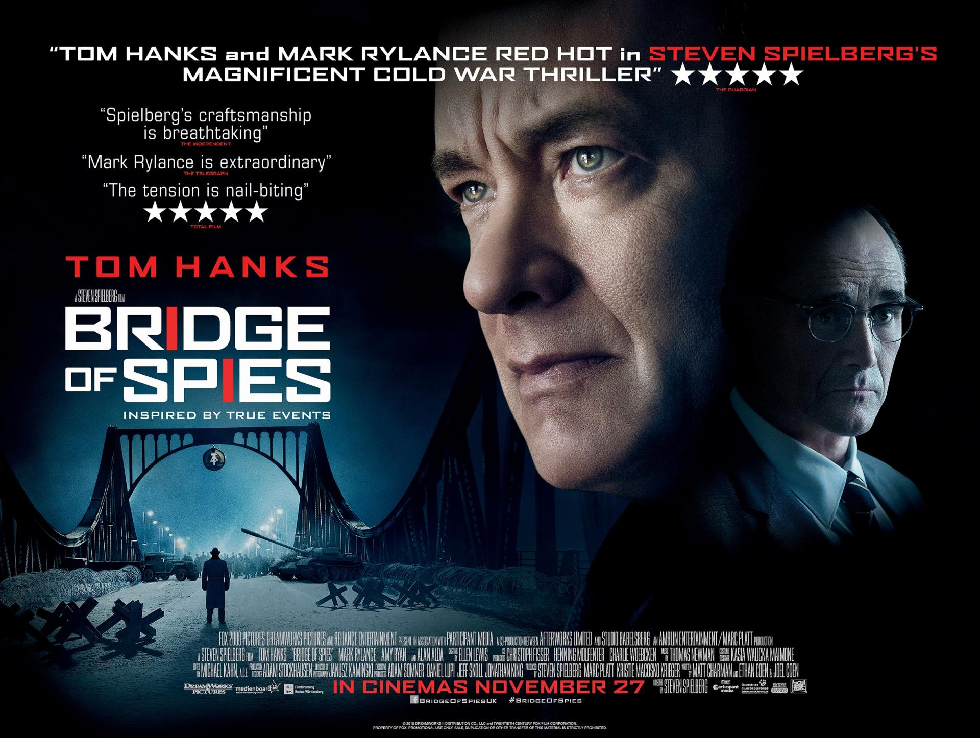 Stiahni si Filmy s titulkama Most spionu / Bridge of Spies (2015)[720p] = CSFD 81%