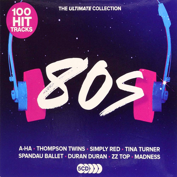 Stiahni si Hudba VA | Ultimate 80s: 100 Hit Tracks [5CD] (2020) MP3 (320kbps)