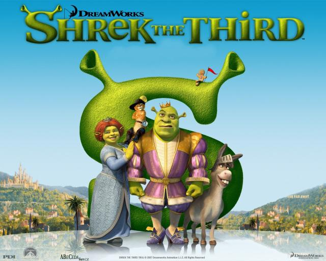 Stiahni si Hry na Windows Shrek the Third (2007)(EN)