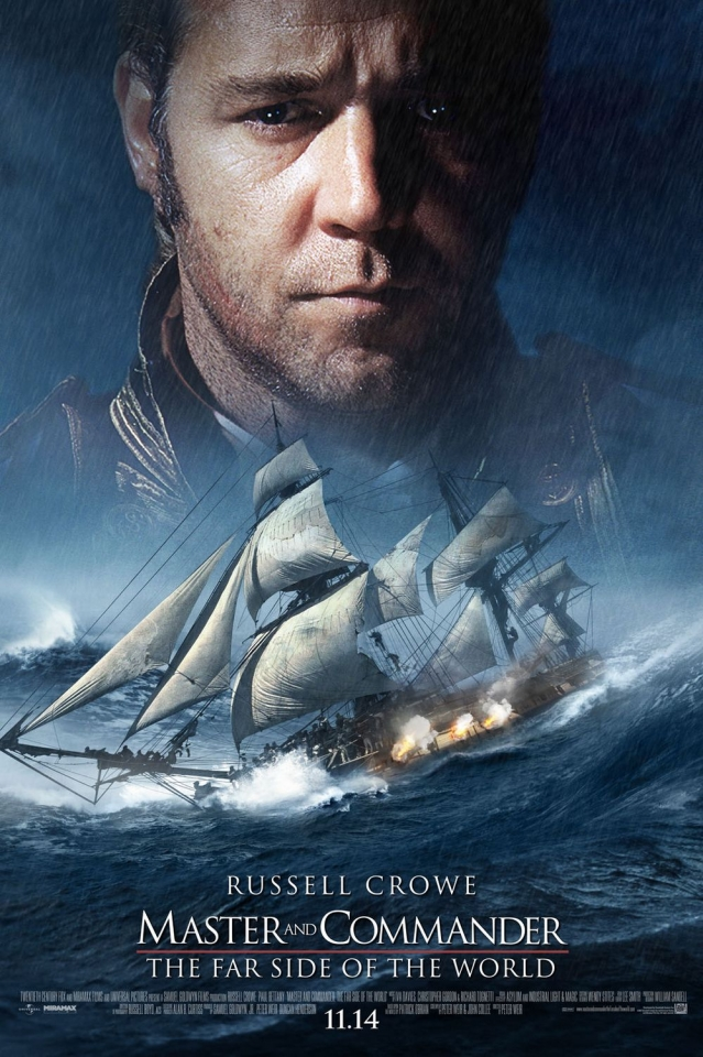Stiahni si Filmy CZ/SK dabing Master & Commander: Odvracena strana sveta / Master and Commander: The Far Side of the World (2003)(CZ) = CSFD 81%
