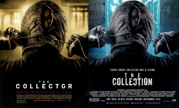 Stiahni si Filmy s titulkama The Collector (2009) & The Collection (2012)[1080p] = CSFD 68%