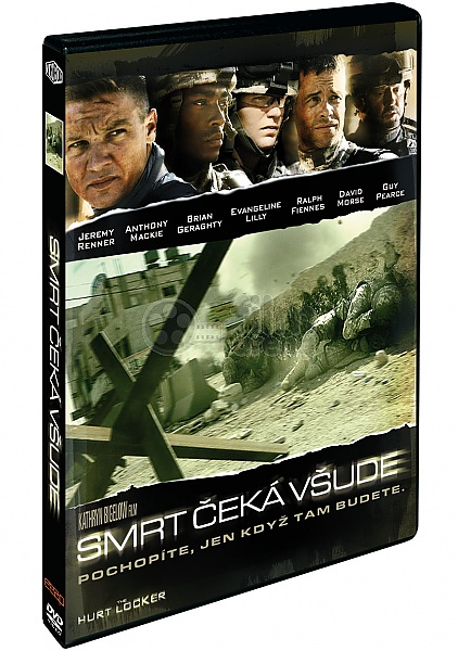 Smrt ceka vsude / The Hurt Locker (2008)(CZ)[720p] = CSFD 77%
