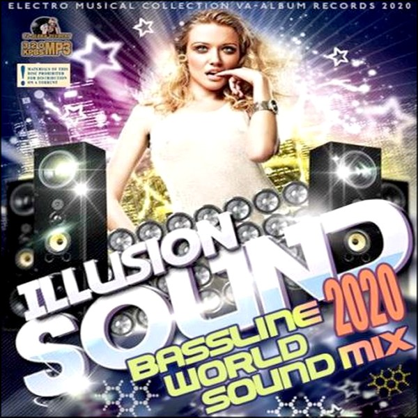 Stiahni si Hudba VA | Illusion Sound: Bassline World Mix (2020) MP3 (320kbps)
