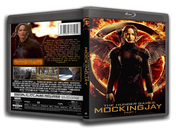 Stiahni si HD Filmy Hunger Games: Sila vzdoru 1. cast / The Hunger Games: Mockingjay - Part 1 (2014)(CZ)[720p] = CSFD 65%