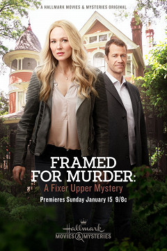 Stiahni si Filmy CZ/SK dabing Vrazdy odvedle: Falesne obvineni / Framed for Murder: A Fixer Upper Mystery (2017)(CZ)[WebRip][1080p]