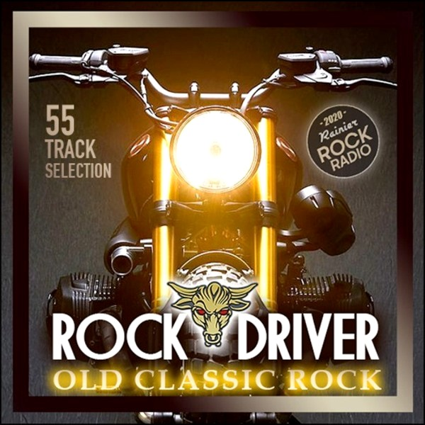 Stiahni si Hudba VA | Rock Driver: Old Classic Rock (2020) MP3 (320kbps)