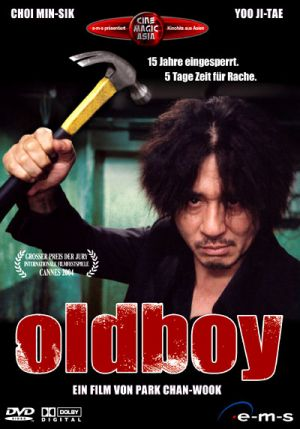 Old Boy / Oldeuboi (2003)(CZ) = CSFD 82%